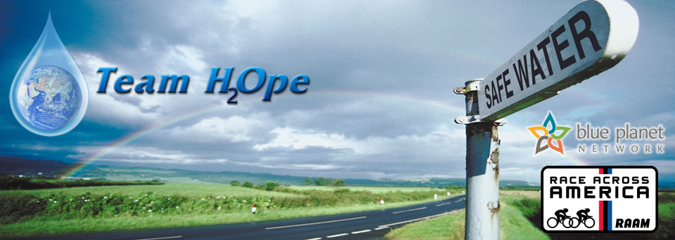 Team H2Ope - Race Across America