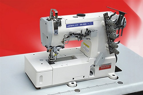 Flat Lock Sewing Machine Textile Learner Custom Flatbed Sewing Machine Wikipedia