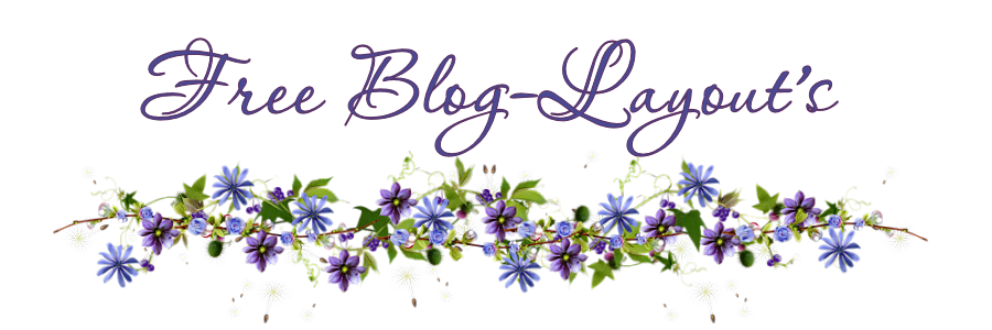 Free Blog-Layout's