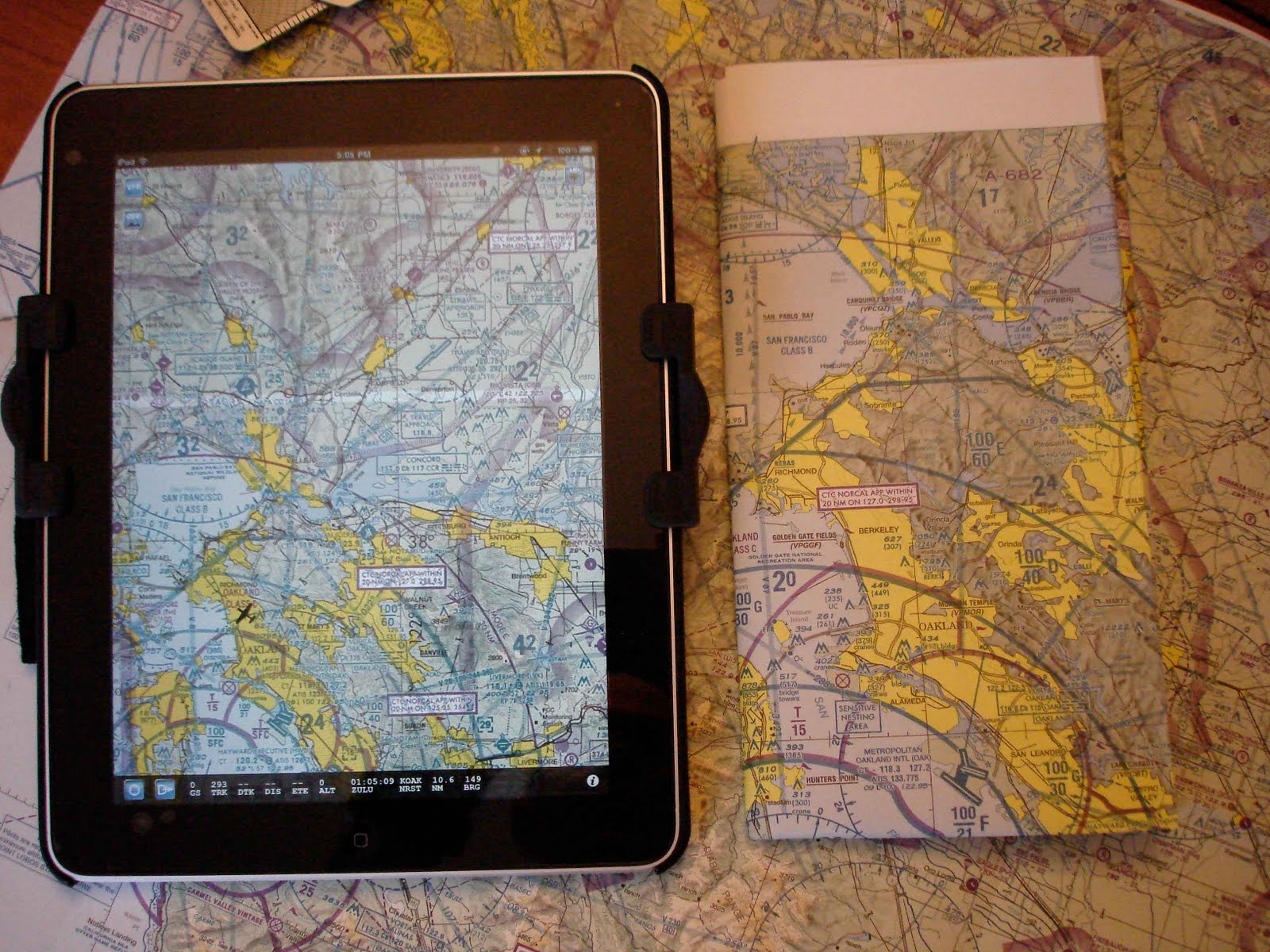 Aviation Mentor: Is Cross-Country Flight Planning Passé?