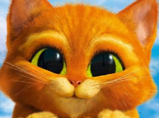 Lylie blog - Dessin du chat botte ...