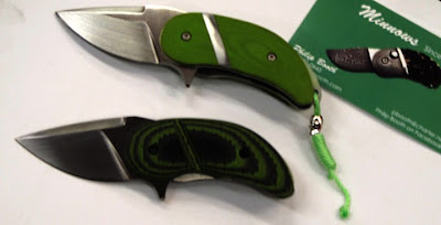 Phil Booth's Twerps at Glass City Knife Show
