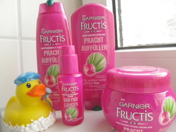 Garnier Prachtauffüller Review & Produkttest