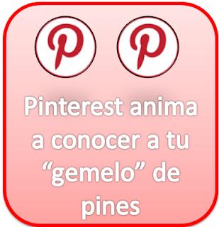 Pinterest, Redes Sociales, Social Media, Gemelo,