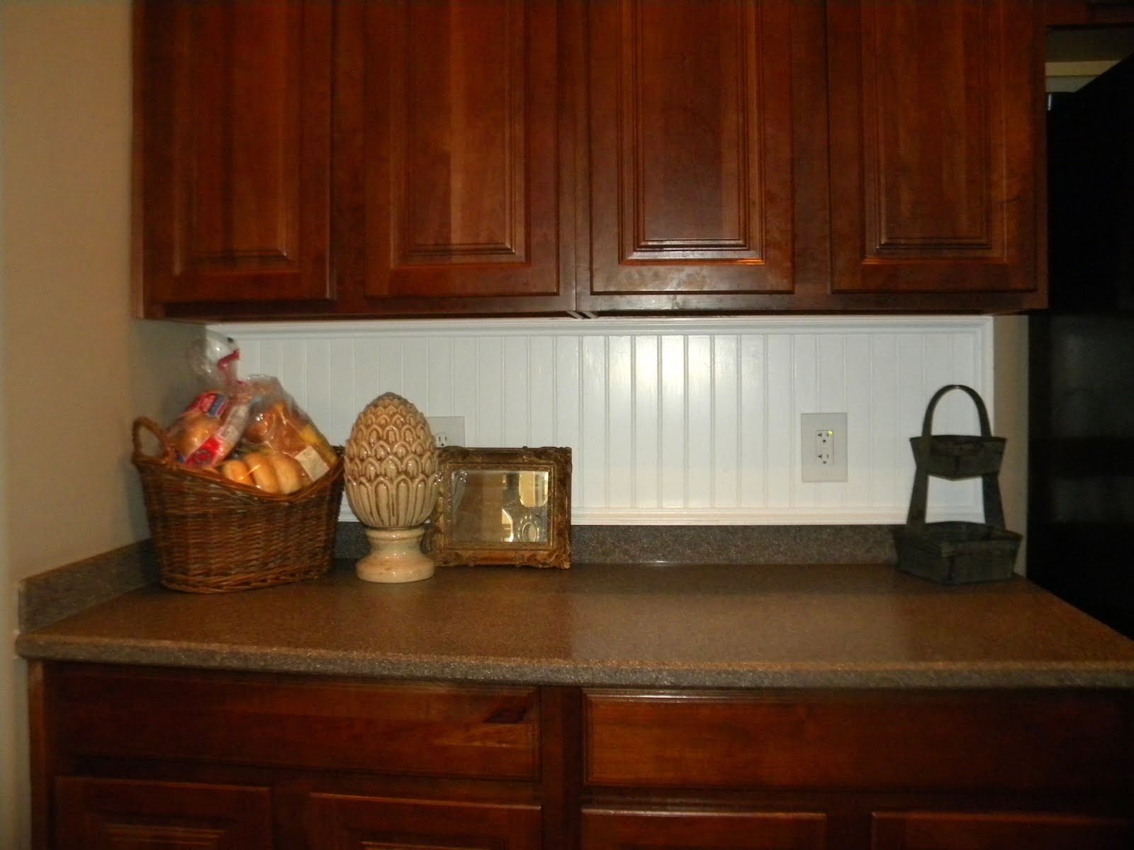 grand design back splash and pantry project