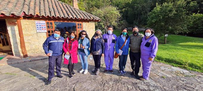 Secretaría de Turismo acompaña Expedición Boyacá