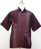 Pakaian Kerja Batik Terbaru