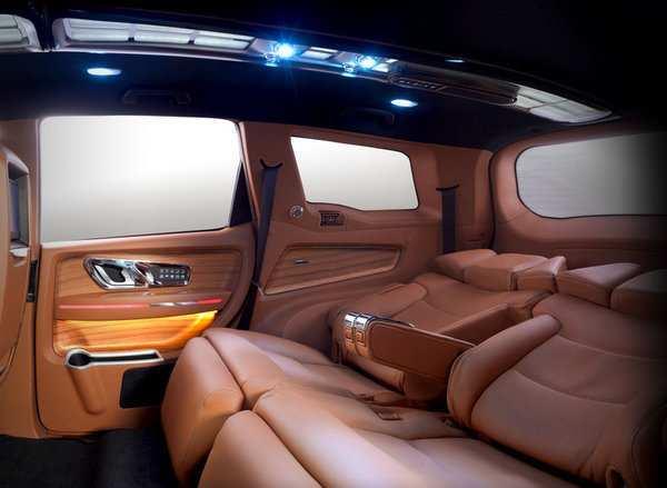 Interior Toyota Innova - Cabin-2