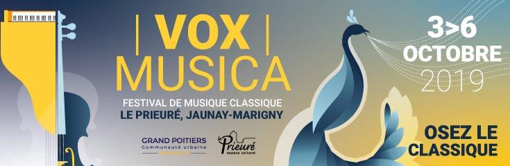 Vox Musica automne 2019