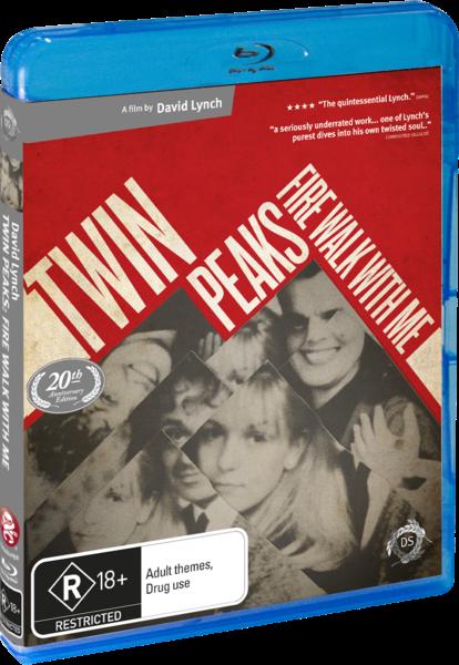 darrens world  entertainment twin peaks fire walk   blu ray review