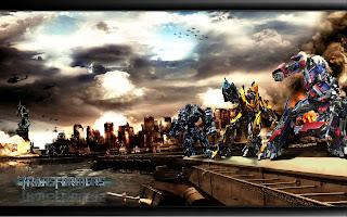 Transformers Movie Wallpaper 1680x1050