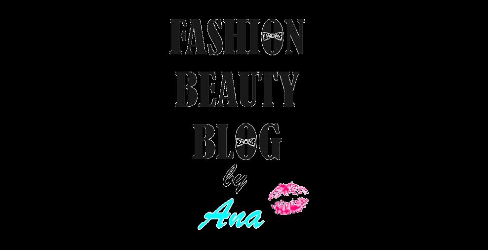 Fashion.Beauty.Blog. by Ana
