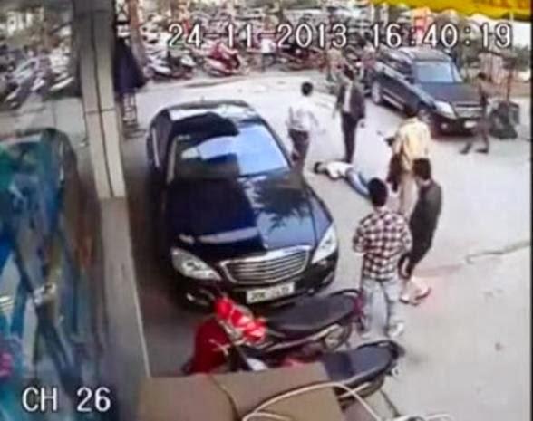 3 đối tượng ra đầu thú trong vụ đánh người dã man ngay trên phố