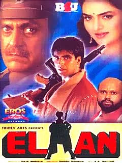 Elaan 1994 Hindi Movie Watch Online