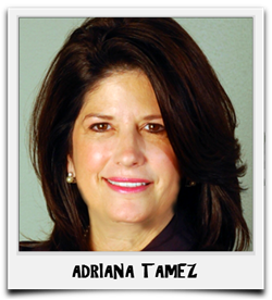 ADRIANA TAMEZ - CLICK PHOTO TO VIEW THIS BULLETIN