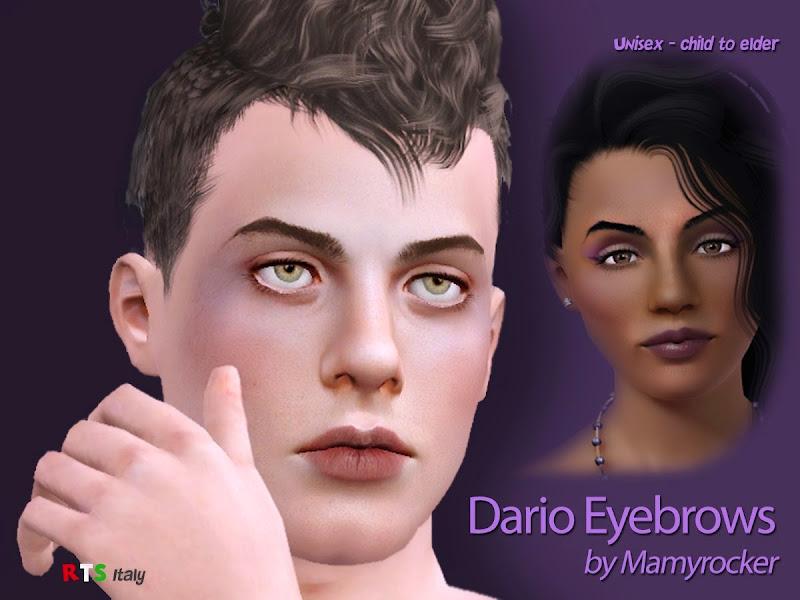 unique brows set by mamyrocker title=