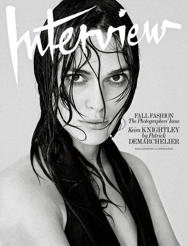Kiera-Knightley-By-Patrick-Demarchelier-Interview Magazine-Cover