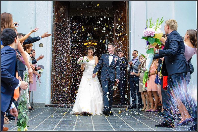 ryžiai per vestuves
