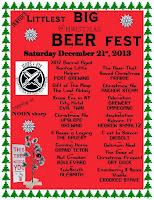 Littlest Big Christmas Beer Fest