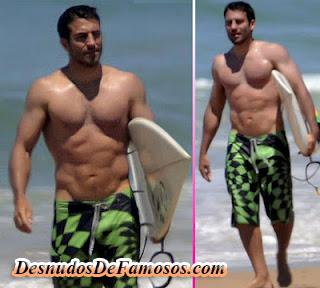 Miguel Angel Silvestre Desnudo