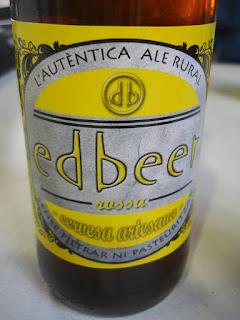 cerveza artesanal edbeer