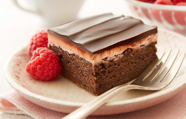 Recetas De Postre De Frambuesa Con Chocolate