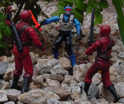1991 Snake Eyes, 2004 Red Ninja Viper