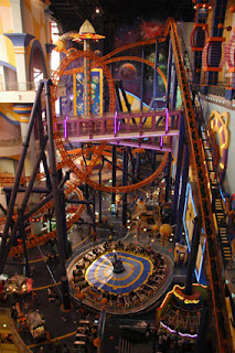 Cosmo's World Theme Park – An exciting experience