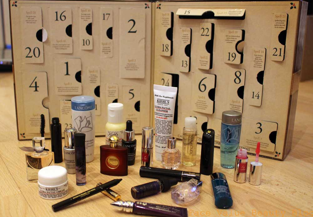 Selfridges Beauty Advent Calendar REVEALED. Was It Worth It?