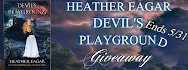 Heather Eagar's DEVIL'S PLAYGROUND Blitz & Giveaway