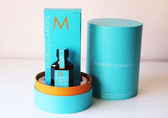 Kit para el verano de Moroccanoil