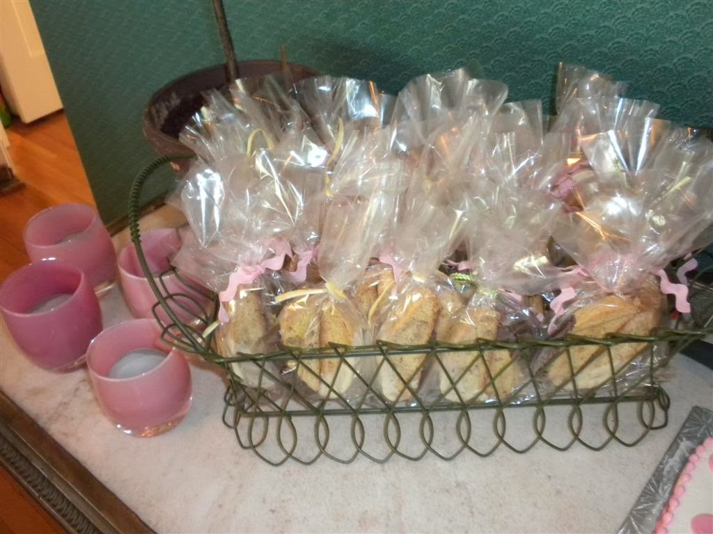 ... bridal shower , Bridal Shower Favors , Homemade Bridal Shower Favors