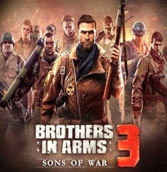 Brothers in Arms 3 (APK + OBB) (MOD INVINCIBLE) Download