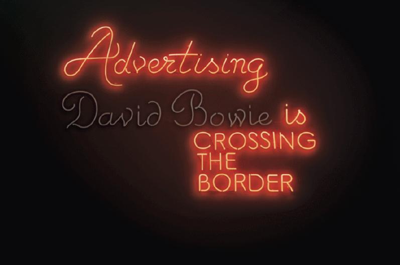 La publicidad, como Bowie, ha cruzado la frontera
