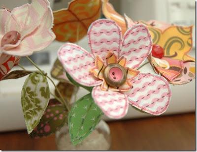Flores para as mães