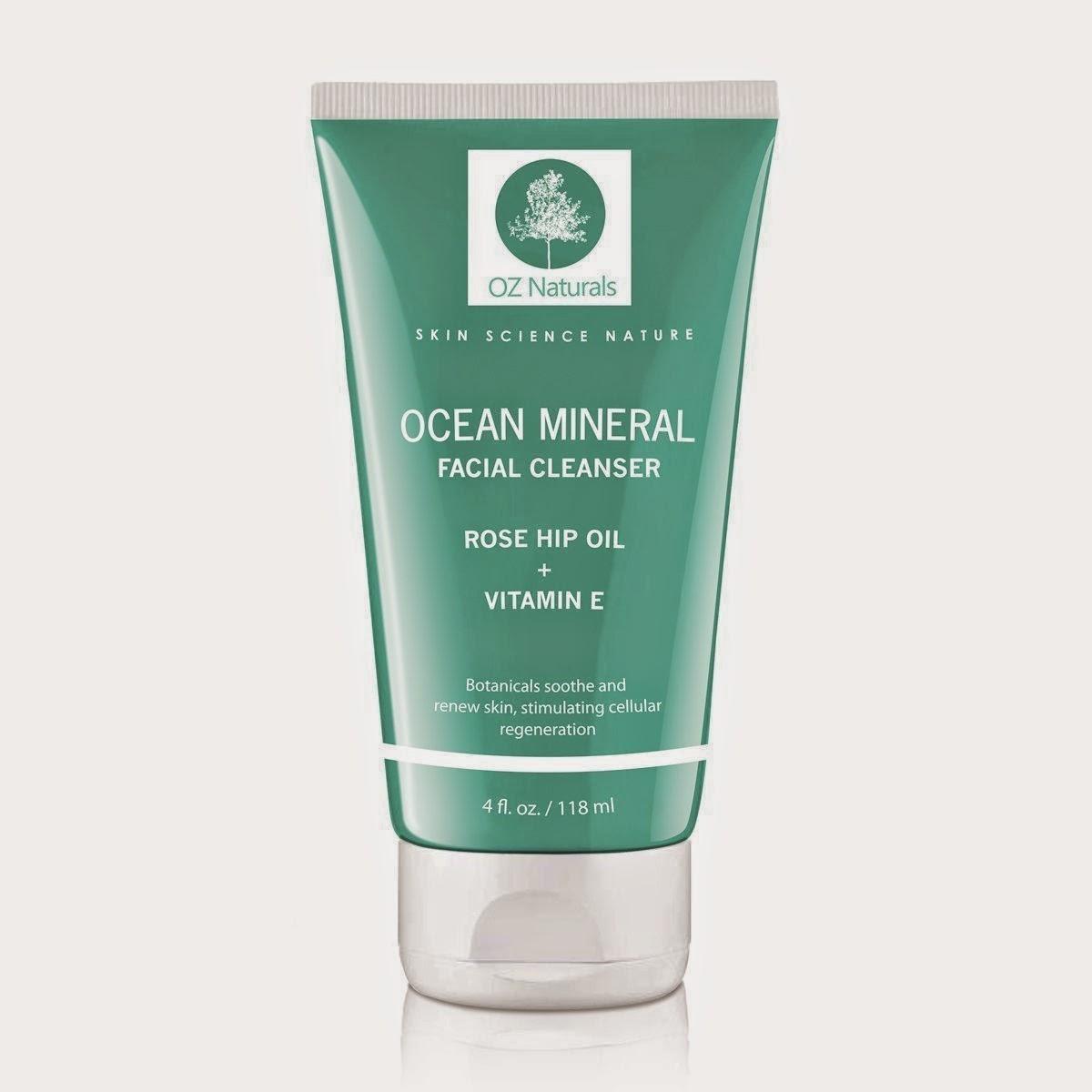 Oz Natural Facial Cleanser