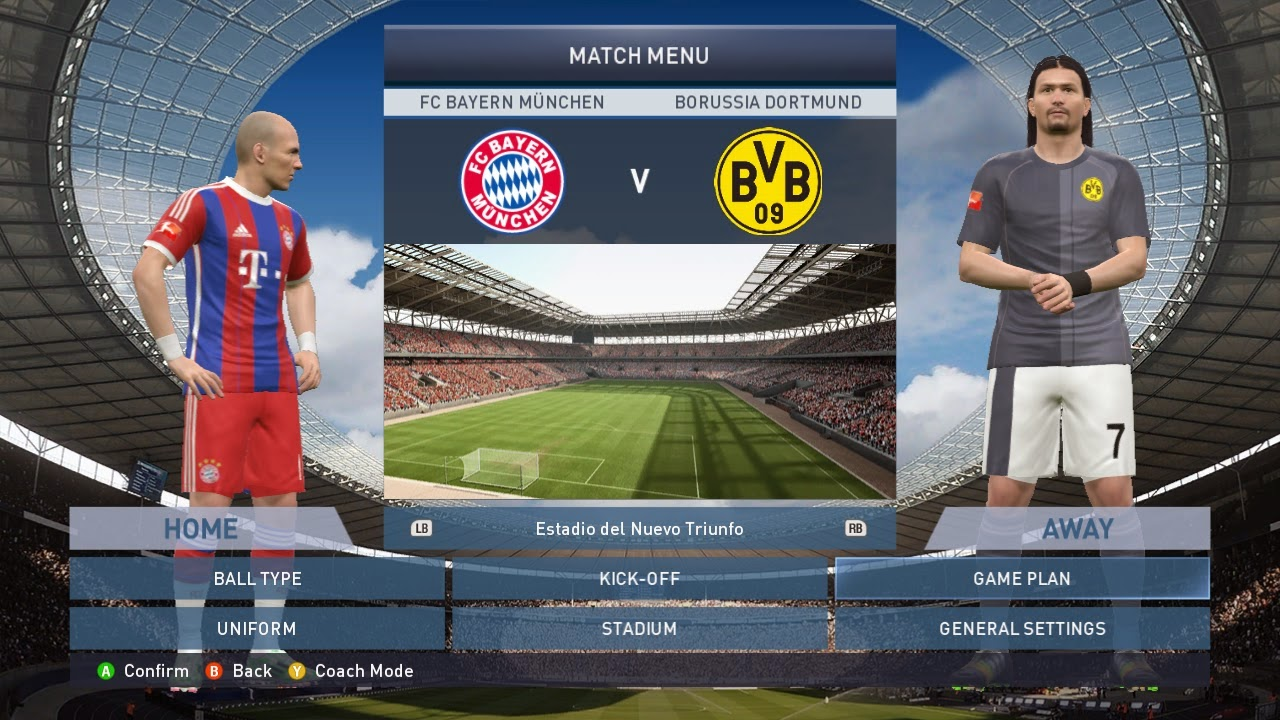 Download Super Patch AIO Added Bundesliga And Many More