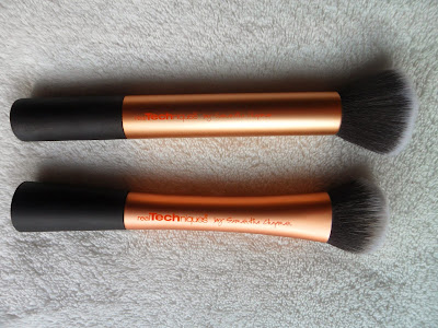 Real Techniques Expert Face brush and Buffing brush