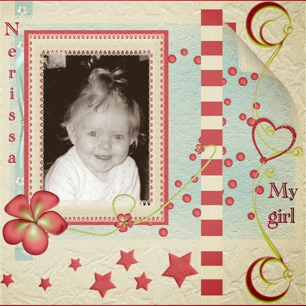 Here my page 2 – My girl