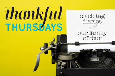 Thankful Thursdays Button