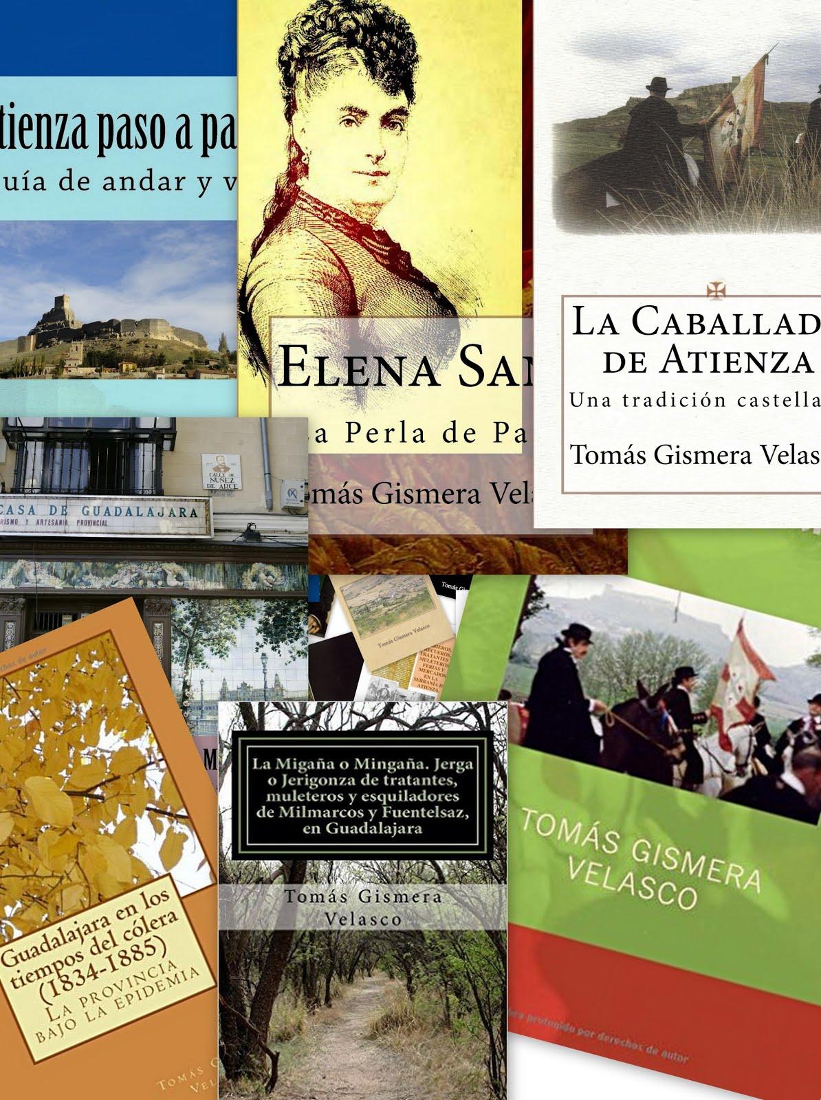 Libros de Tomás Gismera