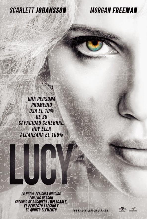 Siêu Phàm - Lucy (2014) Poster