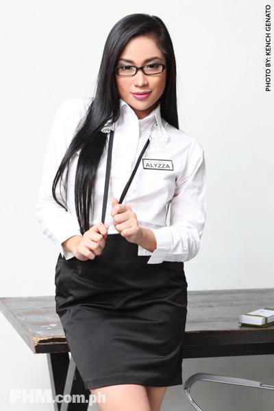 Pinoy Wink Alyzza Agustin 4