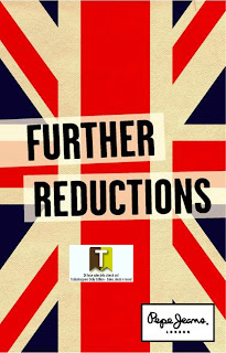 Pepe Jeans Further Reductions Sale 2012