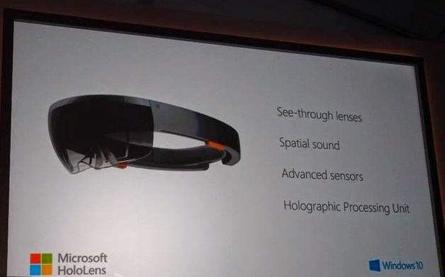 Microsoft Unveils New Holographic Googles, Watch Videos and Create Virtual Elements That Will Appear in Your View