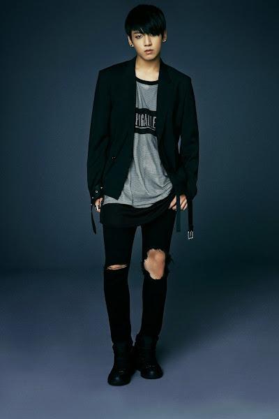 BTS Jungkook Profile