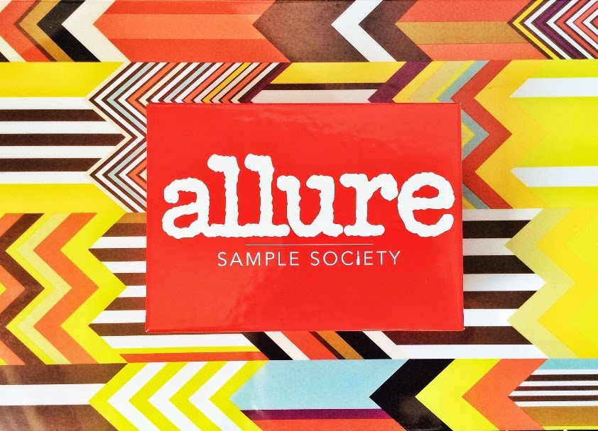 sample society by allure subscription box
