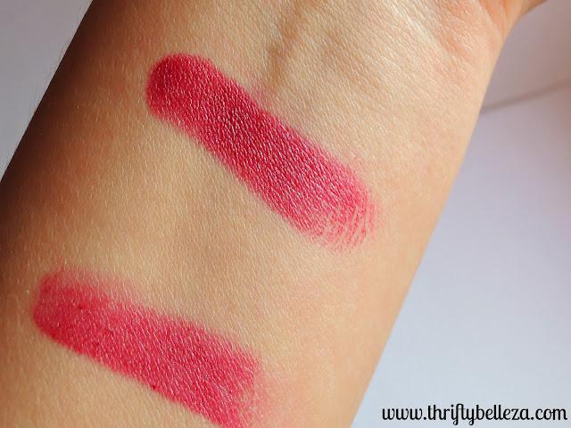 Sangria Lipstick Milani Swatch