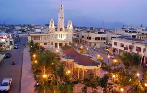 Cooperativa de Transportes Panamericana en El Guabo