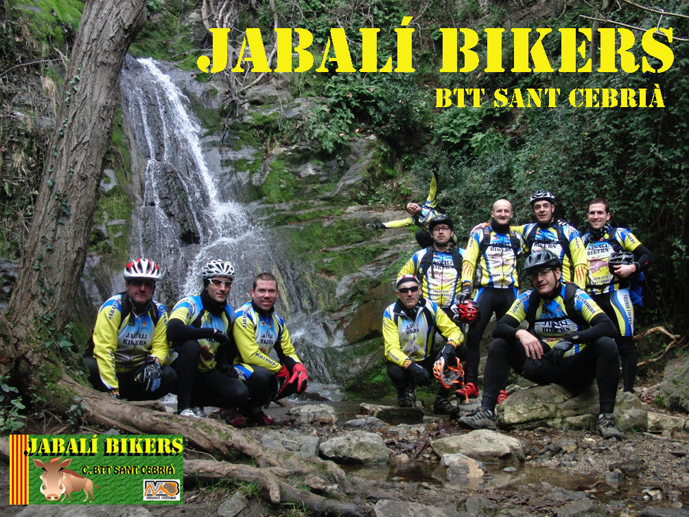 JABALI BIKERS